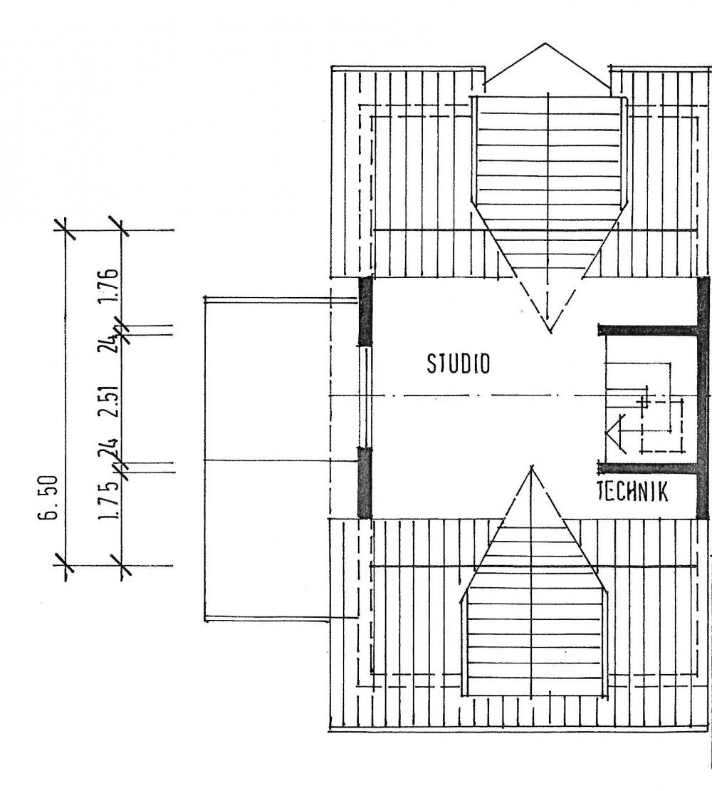 Plan DG- Studio