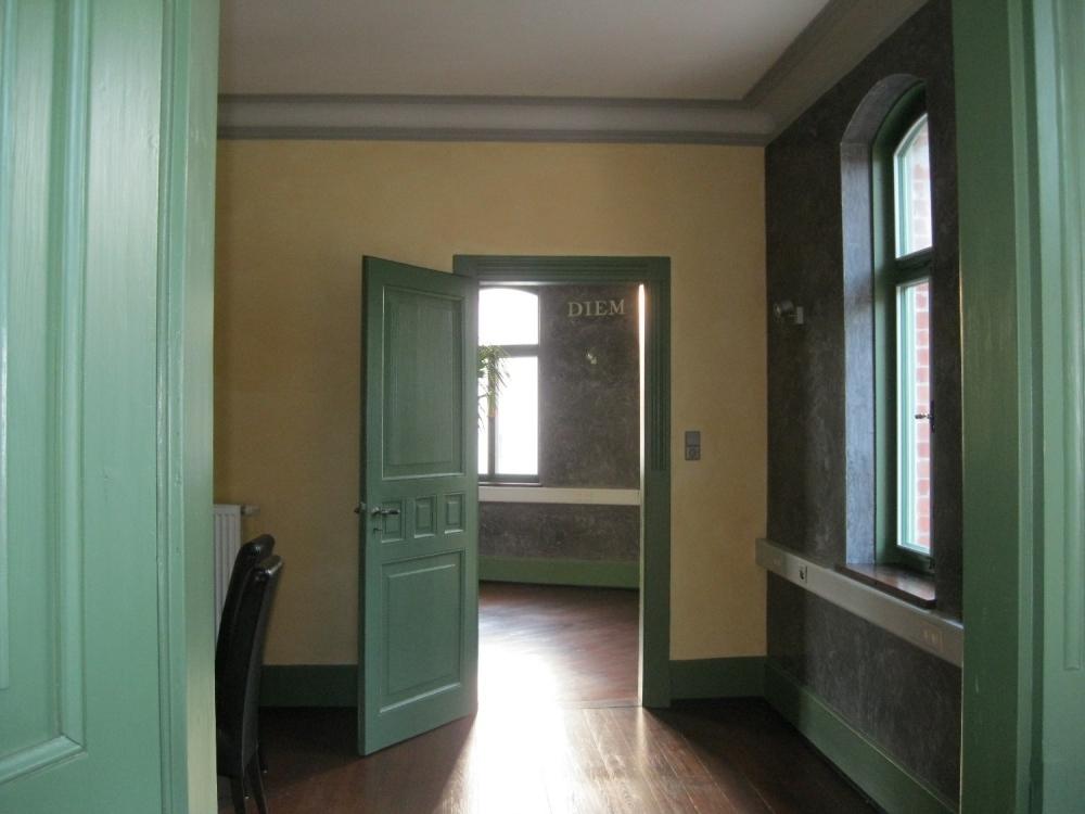 Zimmer-Türen-Decke