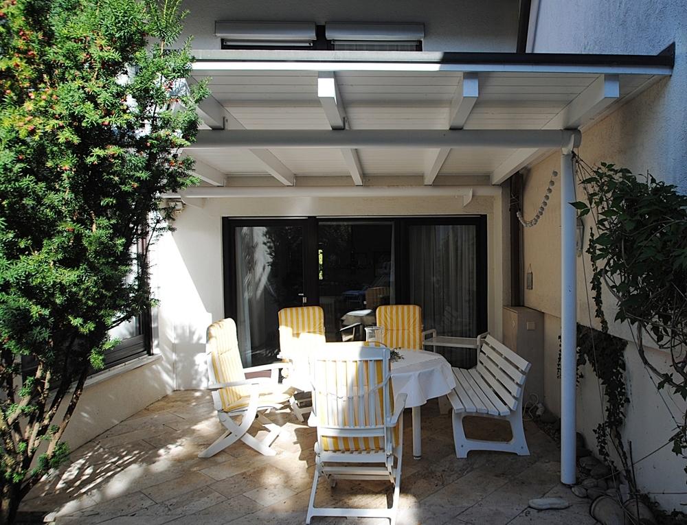 Terrasse-Esszimmer