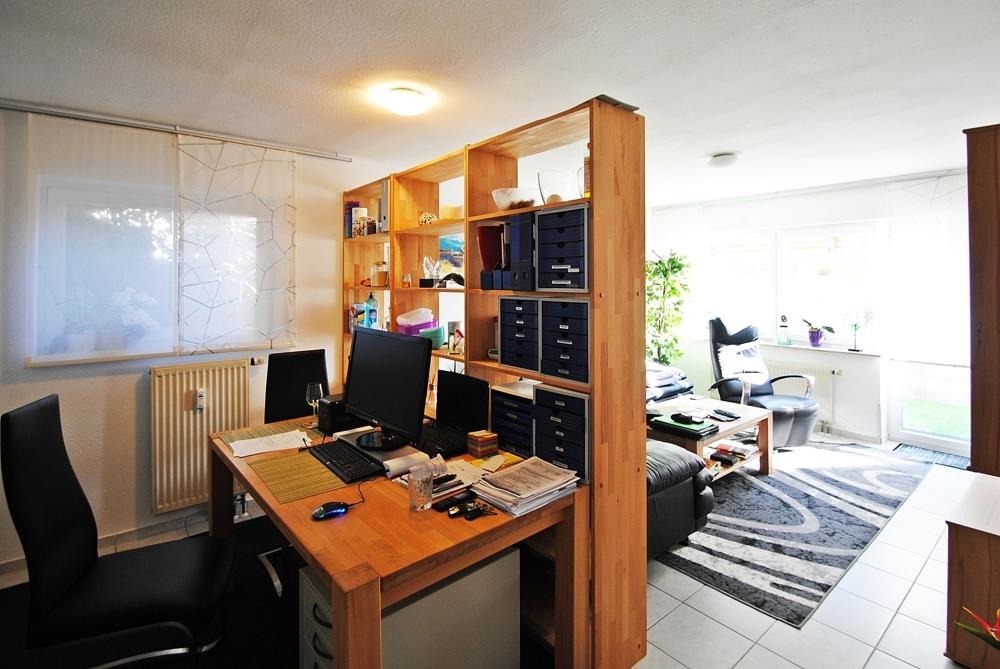 Esszimmer-Wohnzimmer