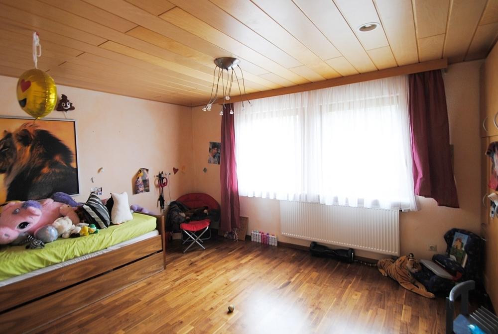 Kinderzimmer Wohngeschoss