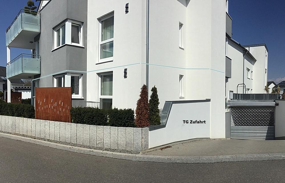 TG Zufahrt