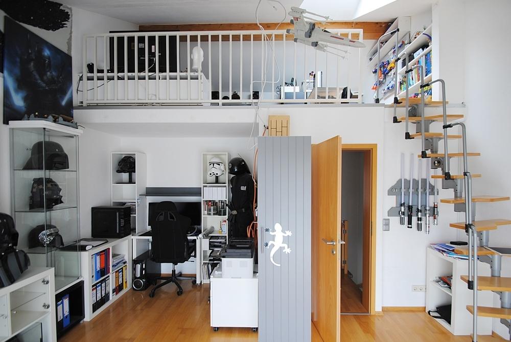 Zimmer 1 mit Galerie