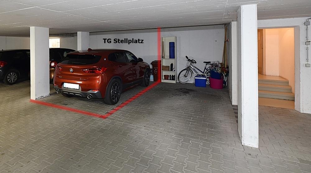 TG Stellplatz