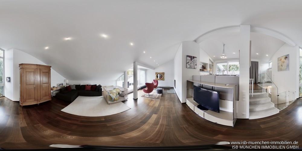 DG Wohnzimmer Standort Treppe 360Grad