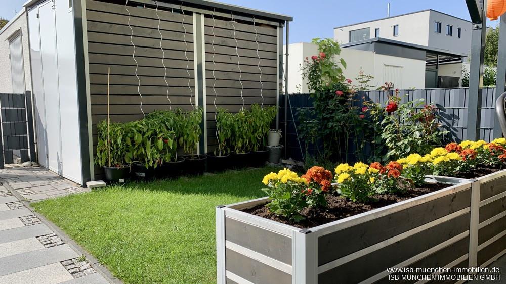 Sonnengeküsster Garten
