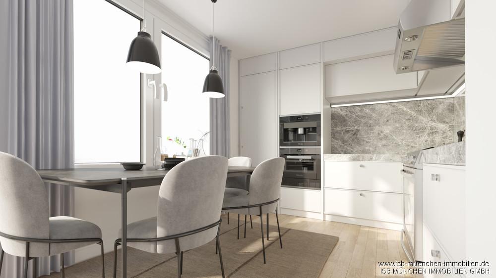 Homestaging Küche