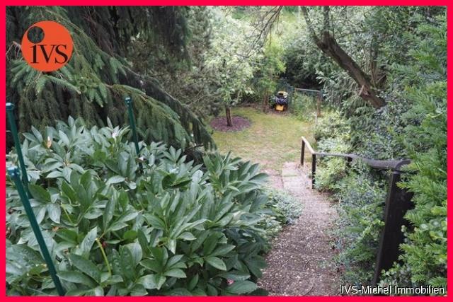 Zugang Garten unten