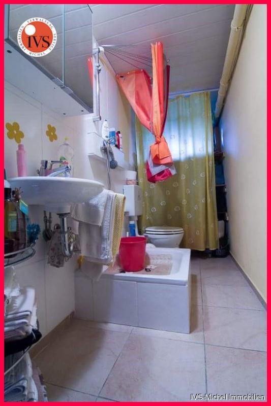 Keller WC mit Dusche