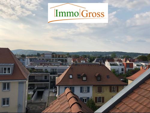 Über den Dächern Rheinfeldens