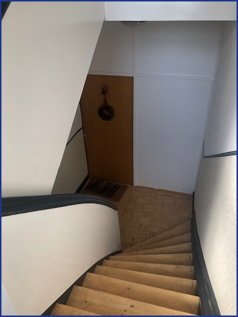 neues Treppenhaus