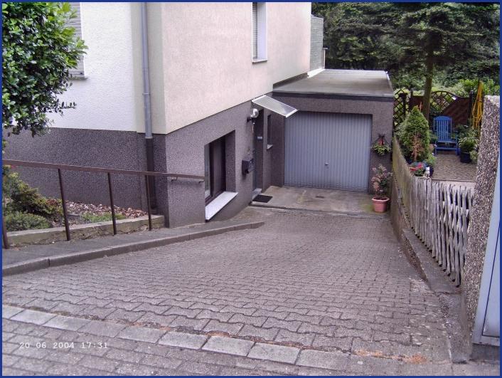 Ansicht Garage