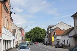 Die Frankfurter Straße