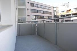 Balkon ruhig zum Innenhof