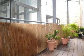 Zweiter Balkon sehr ruhig zum Innenhof