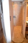 Zugang zum Duschbereich