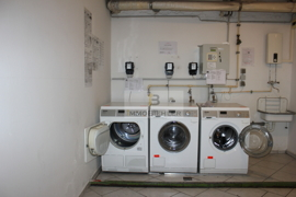 Waschraumkomfort