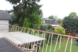 Großer Balkon OG