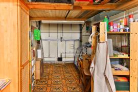 Garage (aktuell Lagerraum)