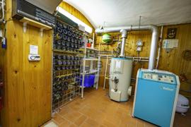 Zentrale neuwertige Gaszentraheizung