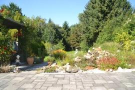 Einfamilienhaus mit eigenem Garten!