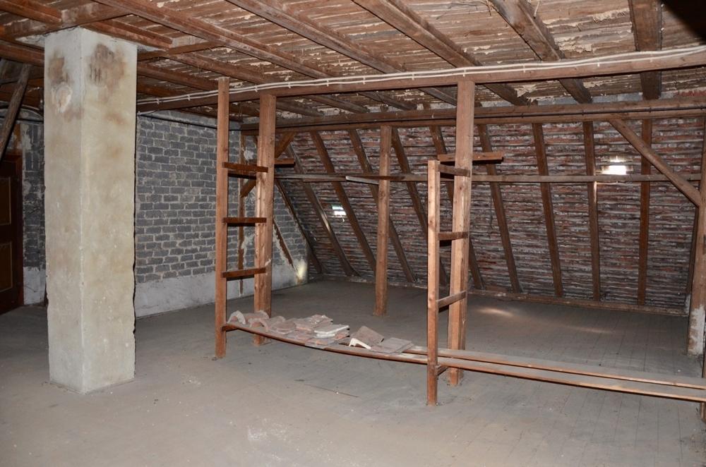 WGH: DG - nicht ausgebauter Dachboden