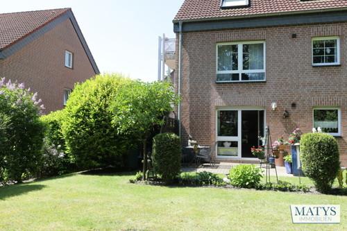 Garten Wohnung