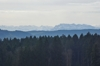 ...bis in die Berge