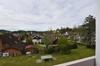 ...mit schönem Blick übers Dorf...