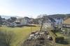 Luftbild vom Garten