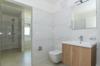 Nasszelle mit WC und Lavabo