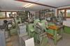 Beheizte Werkstatt mit Gartenzugang
