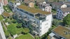 Luftbild Mehrfamilienhaus