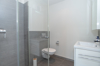 Nasszelle 2 mit Dusche, Lavabo & WC