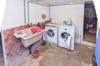 Waschküche im Keller...