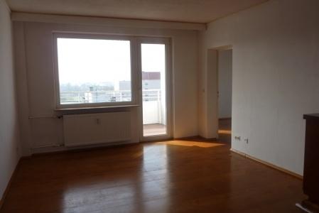 Wohnzimmer Blick Balkon