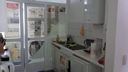Küche andere Seite