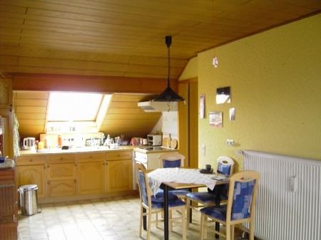 Küche-Essecke