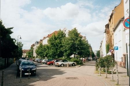 Nähe Mollerplatz