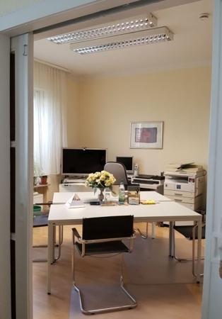 Büro Besprechung_Durchblick