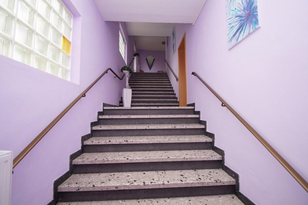 Treppen zum Festsaal