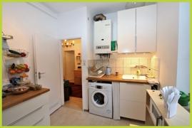 Küche/Etagenheizung