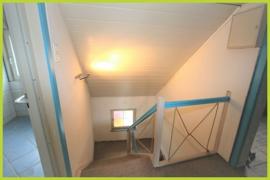 Treppenhaus Dach
