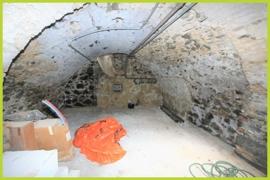 großes Kellergewölbe