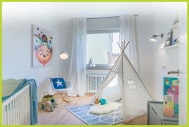 kleineres Kinderzimmer