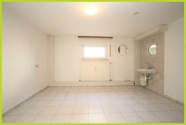 Kellerraum mit Waschbecken