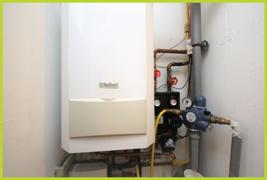 Zentralheizung (Gas)