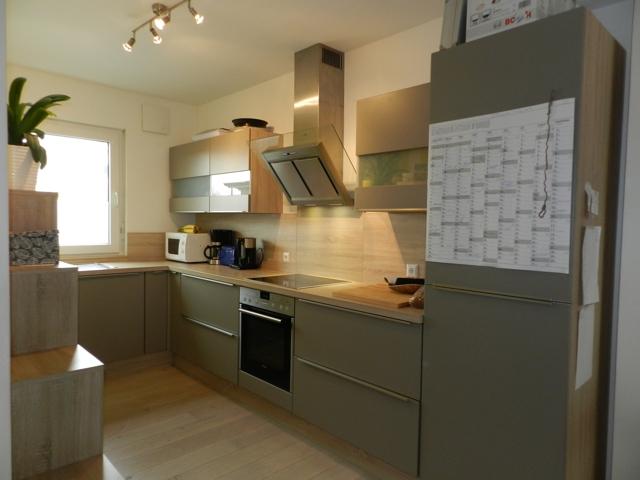 Offene Küche