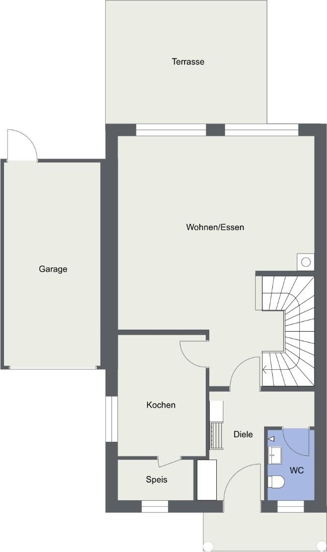 EG - 2D Floor Plan