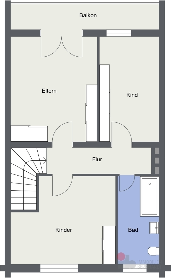 PU1709 - OG - 2D Floor Plan
